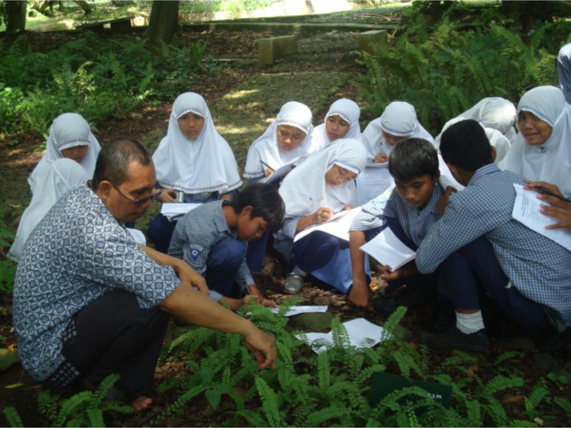 Praktek Pembelajaran di Luar Sekolah